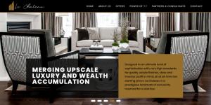 7point7homes website design