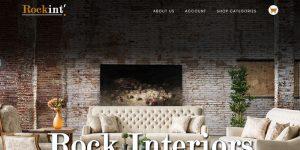 ecommerce website design by DientWeb
