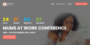 mums at work website featured image